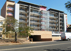 SAPS Ferreira Street